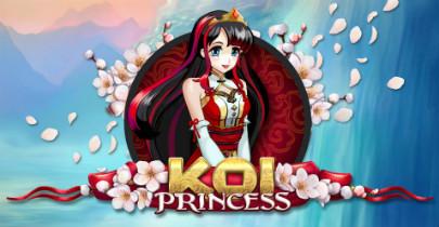 koi-princess,spillemaskine,automat,slots,netent